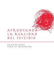 Afrontando la realidad del suicidio