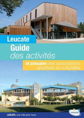 guide des associations - Mairie de Leucate