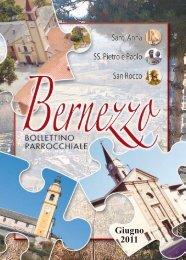 Giugno 2011 - Parrocchia Bernezzo - Diocesi di Cuneo