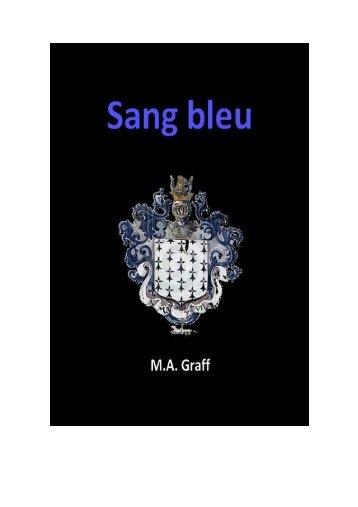 Extrait sang bleu - Les Editions Ramses VI