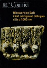 Découverte en Syrie d'une prestigieuse ... - unesdoc - Unesco