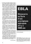 Découverte en Syrie d'une prestigieuse ... - unesdoc - Unesco - Page 6