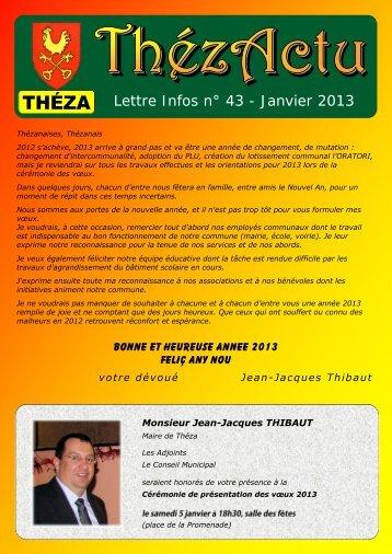 Trimestre 1 - Théza