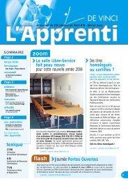 Téléchargez le PDF - CFA Léonard de Vinci