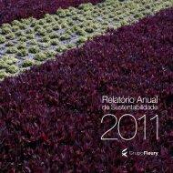 Relatório Anual de Sustentabilidade 2011 - Grupo Fleury