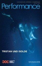 tristan und isolde - Canadian Opera Company