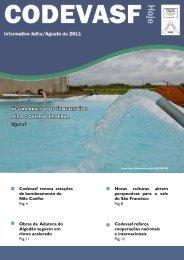 Edição Julho/Agosto - Companhia de Desenvolvimento do Vale do ...