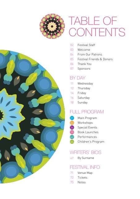 Table Of Contents Nikko Bali Resort And Spa
