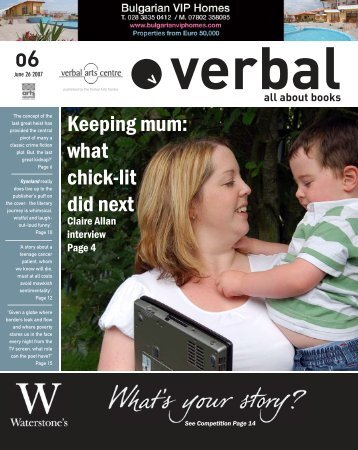 Keeping mum: what chick-lit did next - The Verbal Arts Centre
