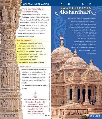 Akshardham PDF