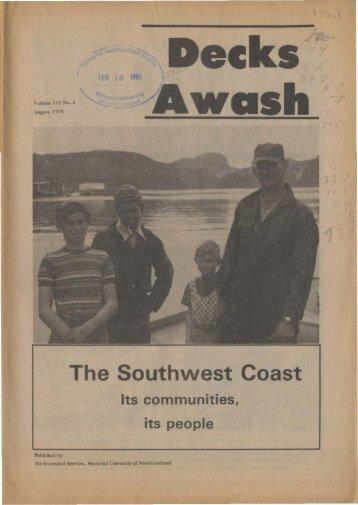 The Southwest Coast