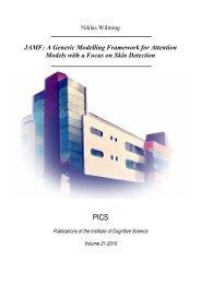 JAMF: A Generic Modelling Framework for Attention Models