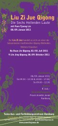 lesen? Der Flyer als Download - Annette Jonas