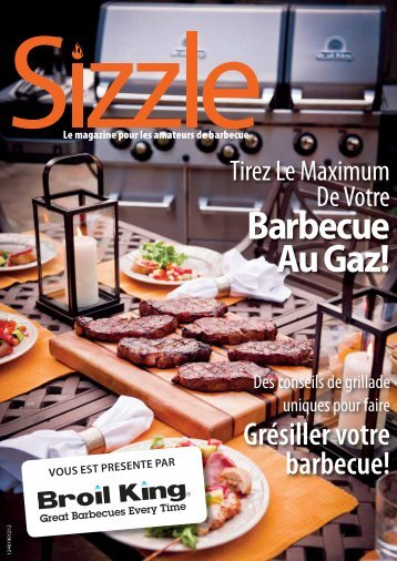 Barbecue Au Gaz! - Broil King