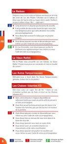 liste des attractions plopsa indoor hasselt - Page 6