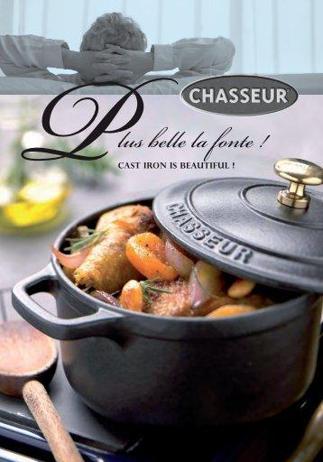 Catalogue Chasseur - Invicta