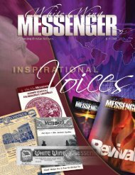 Connecting Churches and Individuals with the Inspirational VOICE ...