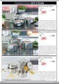 Avec des légumes et des herbes fraîchement coupés ... - PLASTINOX - Page 4