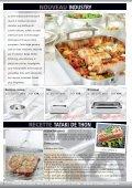 Avec des légumes et des herbes fraîchement coupés ... - PLASTINOX - Page 6