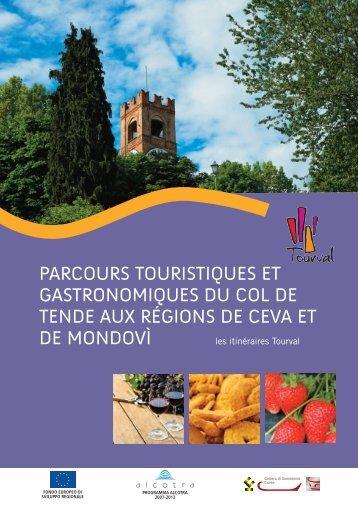 parcours touristiques et gastronomiques du col de tende aux ...