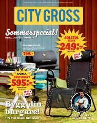 Sommarspecial! - City Gross