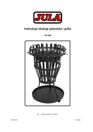 Instrukcja obsługi (472.8 KB - pdf) - Jula