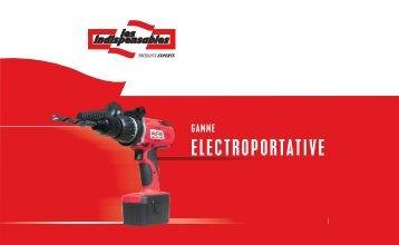 Catalogue de la gamme Électro Les Indispensables ... - VM Matériaux