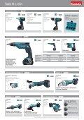 Catalogue MAKITA 2013 - Promafix - Page 7