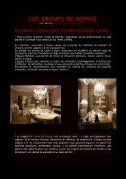 LES GRIGRIS DE SOPHIE - DP Home by Flamant