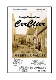 L'an 2000 ! Qu'en est-il à Merry-la-Vallée - 1883 le charivari de ...