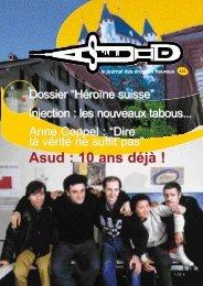 N°24 : Asud, 10 ans