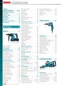 MAKITA catalogue 2012 - Mesure 2000 - Page 3
