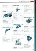 MAKITA catalogue 2012 - Mesure 2000 - Page 4