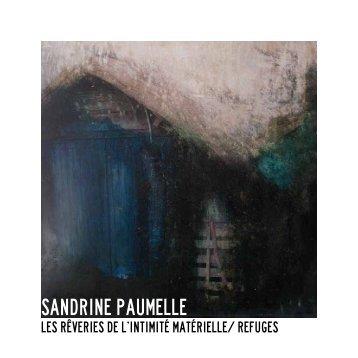 Téléchargez : PDF - Sandrine Paumelle, artiste peintre
