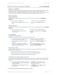 adj_01: adjectives overview, adjective endings [pdf]