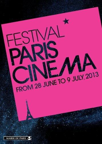 feature film - Paris Cinéma