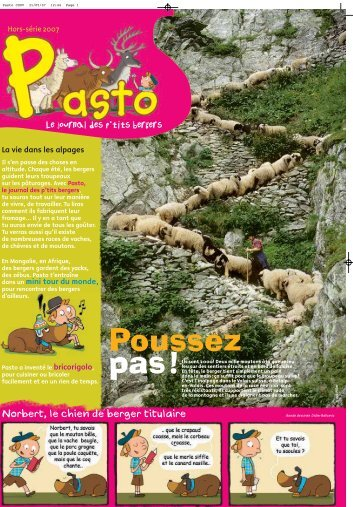 Pasto HS - Les Alpages des Savoie