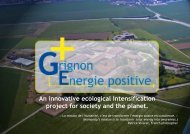 Grignon Energie Poisitive - AgroParisTech
