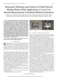 ieee transactions on robotics, vol. 25, no. 5, october 2009