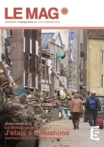 J'étais à Fukushima - France 5