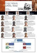 Programme de match MSB - Besançon - Page 2