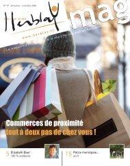 N° 27 - bimestriel - novembre 2006 - Herblay