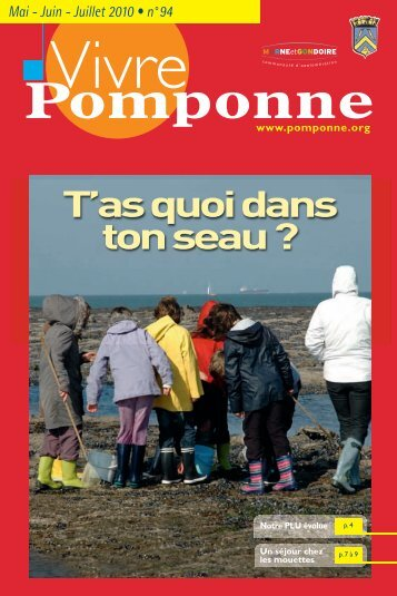 Juillet 2010 - N°94 - Commune de Pomponne