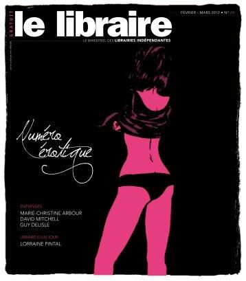 Numéro 69 - Le libraire