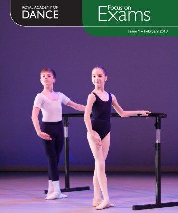 English - Royal Academy of Dance