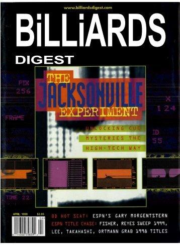 Jacksonville Project - Sfbilliards.com