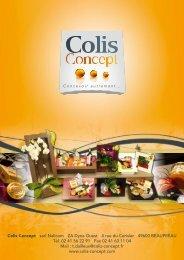 Colis Concept / sarl Nalicom / ZA Dyna Ouest / 4 rue du Cerisier ...