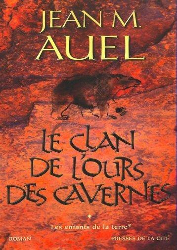 T1 - Le clan de l'ours des cavernes