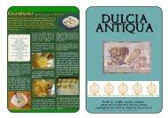 livret de recettes sucrées antiques - le site du collège Léonard de ...