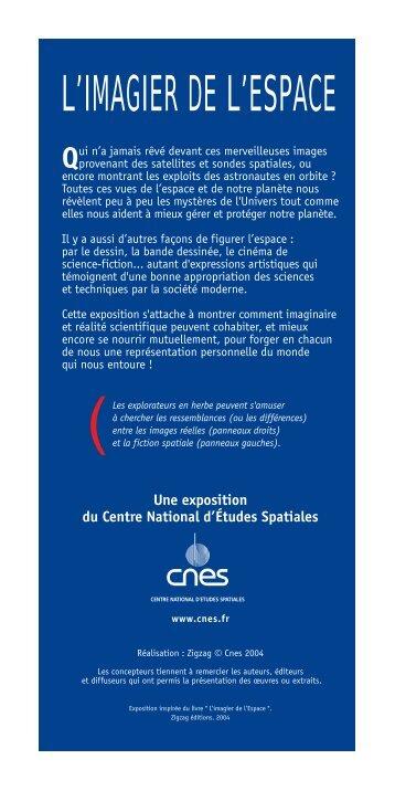 Télécharger l'exposition complète - Cnes